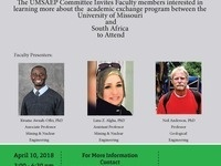 UMSAEP Symposium for Faculty