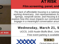 Film Series: Affordable Housing at Risk