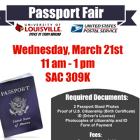 USPS Passport Fair