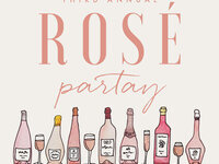 3rd Annual Rosé Partay @ Waterbrook Winery