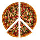 Piece of Pizza for Peace