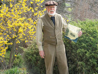 Living History Performance: Charles W. Phillips, Florist, Poet and Park Builder