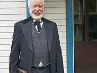Living History Performance: Cushing Eels, Protestant Missionary @ Fort Walla Walla Museum