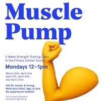 Muscle Pump Fitness Class