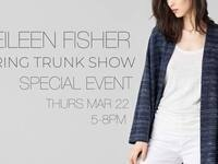Eileen Fisher Spring Trunk Show-POWER IN PAIRS @ Walla Walla Clothing Company