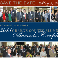 Orange County Alumni Awards Reception