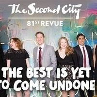 The Best Is Yet To Come Undone