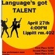 Languages Got Talent