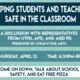 Keeping Students & Teachers Safe in the Classroom