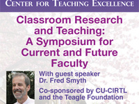 Classroom Research and Teaching: A Symposium for Current and