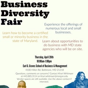 Business Diversity Fair