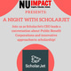 NUImpact Presents: A Night with ScholarJet