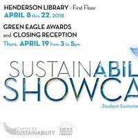 Sustainability Showcase