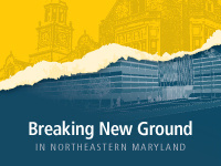 Towson University Breaking New Ground in Northeastern Maryland