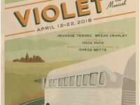 'Violet' at the Mary Moody Northen Theatre – Alumni Showing