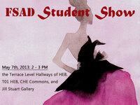FSAD End of Semester Student Show