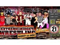 Extreme Midget Wrestling @ Walla Walla Eagles #26