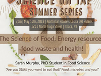 "Science on Tap Summer Series: ""The Science of Food!"""