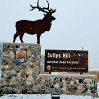"""AMPHITHEATER PRESENTATION - """"Illustrated History of Sullys Hill"""