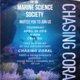 URI Marine Science Society Chasing Coral Screening