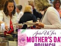 2018 Mother's Day Brunch @ The Marcus Whitman Hotel