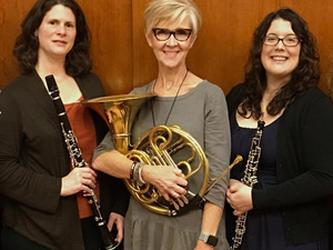 Midday Music at Lincoln: Cornell Wind Quintet