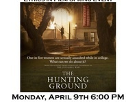 """Movie/discussion of """"The Hunting Ground"""""""