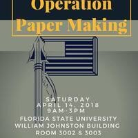 Operation: Paper-Making