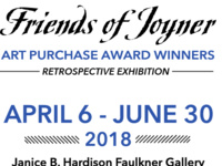 Friends of Joyner Library Art Purchase Award Winners Retrospective Exhibition