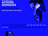 Drama Across Borders: The Politics & Poetics of Contemporary Theatre in Translation