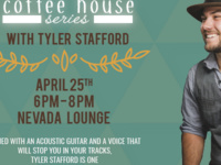 Coffee House Series feat Tyler Stafford