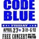 Code Blue Concert at University Christian Church
