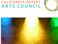 California Desert Arts Council Monthly Arts Salons: Producing for IPAC