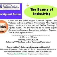 WV Coalition Against Domestic Violence Stand Against Racism