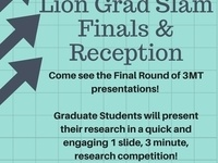 Mountain Lion Grad Slam 3-Minute Thesis Competition