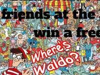 Where's Waldo?  @ Milton-Freewater Public Library