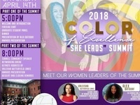 The Color of Excellence: She Leads Summit