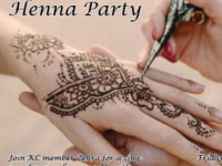 South Asian Henna Party