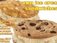 Make Your Own Ice Cream Sandwiches