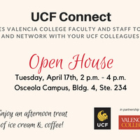 UCF Connect Open House
