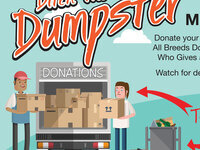 Ditch the Dumpster and Donate