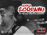 "Library Reunion Lecture Celebrating ""Now Scream: The Cornell Hip Hop Collection Exhibition"""