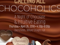 A Night of Chocolate and Intuitive Eating
