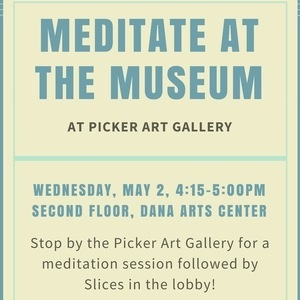 Meditate at the Museum