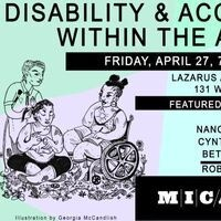 MFACA POWER Speaker Series: Disability & Access within the Arts