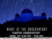 Night at the Observatory