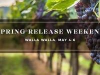 Walla Walla Spring Release @ Basel Cellars Estate Winery