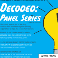 Decoded: CET Panel Series
