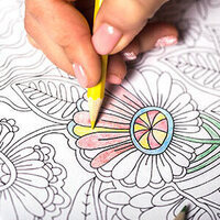 Unwind with Coloring Time