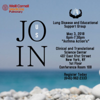 Lung Disease and Educational Support Group